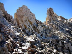 Mt Whitney Ridge Trail Needles - John Muir Trail (Bruce Lemons) Tags: sierra sierranevada mountains backpacking hike hiking wilderness landscape california johnmuirtrail jmt sequoianationalpark mtwhitney needles trailcrest trailjunction