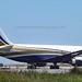 Mid East Jet N767KS Boeing 767-24QER cn/28270-629 reg N767CJ Aug 2018 @ LFMN / NCE 28-08-2013