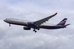 Aeroflot Airbus A330-343 VQ-BQZ (josh83680) Tags: heathrowairport heathrow airport egll lhr vqbqz airbus airbusa330343 a330343 airbusa330300 a330300 aero flot aeroflot