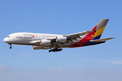 Asiana Airlines Airbus A380-841 HL7635 (M. Oertle) Tags: asianaairlines airbus a380841 hl7635