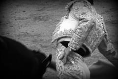 Joselillo (aficion2012) Tags: ceret 2019 fraile joselillo corrida bullfight bull tauromachie tauromaquia francia france catalogne catalunya taureau toros torero matador toreador muleta monochrome blackwhite bw tauromachy derechazo