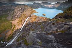 the wilderness (Ela Dzimitko) Tags: norway norwegia norwegian norg nordnorge ragonasjonalpark ragonationalpark rago arcticcircle arctic arcticnorway litlverivasforsen bodo fauske straumen wildcamping wildcamp wilderness lapland laponia lap canon5dmk4 canon2470f28 lee leefilters