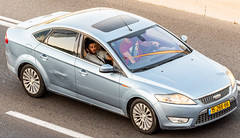 1526666 4st (rOOmUSh) Tags: mondeo blue ford