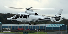 A7-HMD (PrestwickAirportPhotography) Tags: egpk prestwick airport airbus helicopters h155 a7hmd