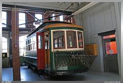 Electric City Trolley Museum (uslovig) Tags: electric city trolley museum association lackawanna county pennsylvania pa usa america amerika circa 1904 jackson sharp wilmington or laclede car co st louis no 120