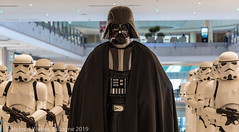 The boys are back in town... (hwl.weber) Tags: nikond750 fx dubai dubaimall starwars darthvader stormtroopers