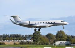 N650XF Gulfstream G650 (corrydave) Tags: 6071 g650 gulfstream n650xf biz shannon