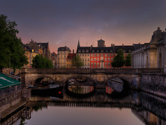 Marble Bridge, Copenhagen (ibjfoto) Tags: bridge bro city cityscape danmark denmark ibjensen ibjfoto københavn marblebridge marmorbroencopenhagen urban urbanlandscapes canal kanal