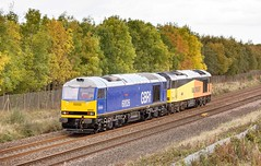 60047 & 60026 Doncaster - Tyne Dock (Facebook - The North Rail Scene Group) Tags: 60026 60047 gbrf hector tug 60 class60 dcl