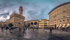Firenze (Vagelis Pikoulas) Tags: firenze florence italy europe holidays travel view landscape city cityscape urban canon 6d rain tokina 1628mm september autumn 2019 panorama panoramic