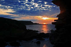 Photo of Sunset from Findlater Castle