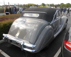Jaguar Mark V Drophead (1951) (andreboeni) Tags: jaguar markv drophead 1951 mk5 dhc cabrio cabriolet convertible classic car automobile cars automobiles voitures autos automobili classique voiture rétro retro auto oldtimer klassik classica classico ewh73