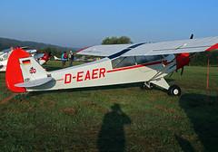 D-EAER (wiltshirespotter) Tags: hahnweide ott19 piper pa18 supercub