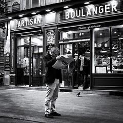 (christiandumont) Tags: monochrome streetphotography streetphoto streetlife street blackandwhite blackwhite bw nb noiretblanc paris rue x100f fujifim