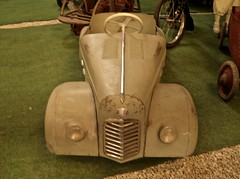 Unknown 1930s Pedal Car (ClassicsOnTheStreet) Tags: pedalcar trapauto pedálos tretauto cabriolet cabrio convertible modelauto speelgoedauto toy toycar collection verzameling museumcollectie lineup 30s 1930s 40s 1940s 50s 1950s 60s 1960s classic oldtimer klassieker veteran oldie classico gespot spotted carspot reims muséedautomobilesreimschampagne museum musée automobielmuseum automuseum automobilemuseum classiccarmuseum marne avenuegeorgesclémenceau frankrijk france francia frankreich f fr 2015 classicsonthestreet jouets juguetes giocattoli