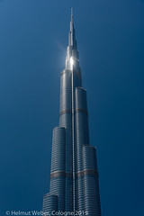 Burj Khalifa, Dubai (hwl.weber) Tags: dubai vereinigtearabischeemirate nikond750 fx