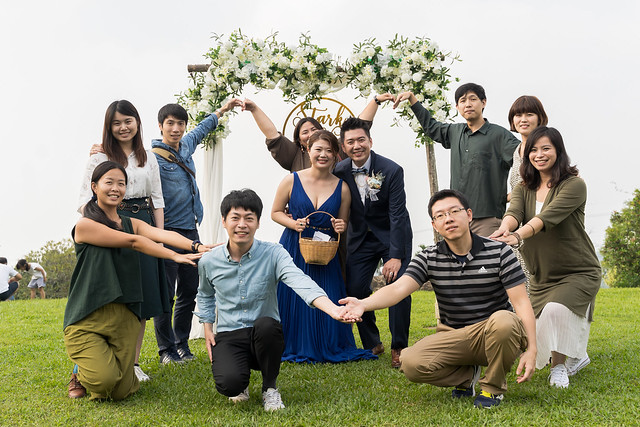 南起司,戶外婚禮,台中婚攝,婚禮紀錄,,雲林古坑華山觀止