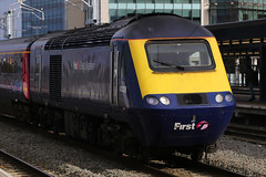 43128, Reading, March 18th 2017 (Southsea_Matt) Tags: 43128 class43 brel highspeedtrain hst intercity125 diesellocomotive firstgreatwestern greatwesternrailway reading berkshire unitedkingdom england march 2017 spring canon 80d sigma 1850mm