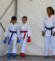 We_Are_Botkyrka_2019-08-25_071_ARGB (Viktor_K79) Tags: viärbotkyrka wearebotkyrka 2019 botkyrka hågelby celebration outdoor children girls botkyrkashukokai karate