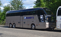 Reaney's 01-G-17020 (tubemad) Tags: 01g17020 neoplan starliner mercedes reaneys coaches