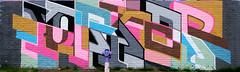 Graffiti in Amsterdam (wojofoto) Tags: york graffiti streetart ndsm amsterdam nederland netherland holland wojofoto wolfgangjosten