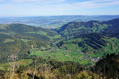 DSC02770 (Bergwandern Alpen) Tags: alpen alps bergwandern hiking grossaubrig tiefblick vorderthal kantonschwyz zürichsee rämpensee zürcheroberland
