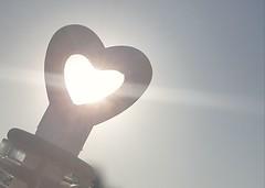 Love (Céline@LaRochelle) Tags: whiteinbacklight smileonsaturday