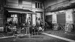 DSCF1452 (jerome_petitpas) Tags: grenoble noiretblanc blackandwhite bw x100f fujiflim fuji streetphotography cycle