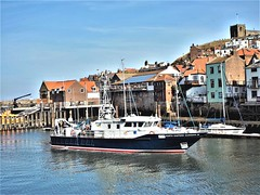 North Eastern Guardian III (ManOfYorkshire) Tags: northeasternguardian3 ship vessel fisheries patrol protection law enforcement boat whitby harbour northeastern guardian3 26knots fishing inspection catches fish stocks shellfish seabed coast coastal probes monitor yorkshire northyorkshire marine habitat sea