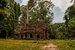 Preah Khan – Temple (Thomas Mulchi) Tags: preahkhan angkor siemreap cambodia 2018 siemreapprovince jungle forst tree trees krongsiemreap happyplanet asiafavorites