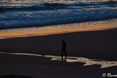 PLAYA DE LARIÑO (RLuna (Instagram @rluna1982)) Tags: galicia playa españa sea beach viaje vacaciones holidays rluna rluna1982 canon instagramapp igersmadrid igersspain europa europe unioneuropea atardecer sunset ocaso sunrise amanecer puestadesol acoruna lacoruña lariño muros carnota lira faro siluetas