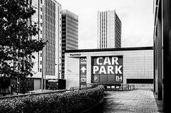 Parking (Mac McCreery) Tags: pentaxk5iis pentax birminghamuk blackandwhite monochrome