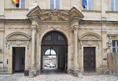 Neue Residenz, Bamberg, Germany (kate223332) Tags: bamberg bavaria germany oldcity door entry gateway portal deutschland