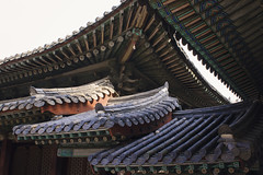 Changgyeonggung Palace. Seoul. South Korea (RikkiBoom) Tags: changgyeonggung seoul korea south asia aasia palace travel roofs architecture masterpiece old building