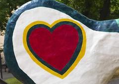 Heart at Skeppsholmen in Stockholm, Sweden 11//7 2018. (photoola) Tags: stockholm hjã¤rta skeppsholmen hjärta heart sweden photoola