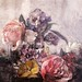 Pittsburgh Pennsylvania  - Carnegie Museum of Art - Rose on a Tray - John La Farge - Rendered