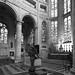 Aigle-lutrin d'église Saint-Nicolas de Beaumont-le-Roger