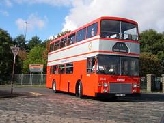 Highland J364S B892UAS (preselected) Tags: bus coach leyland olympian alexander rl highland gvvt open weekend 2019 bridgeton museum