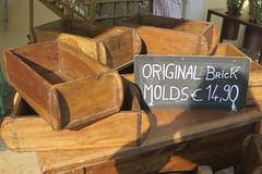 Anciens moules à briques (Sokleine) Tags: vintage old anciens ancient moules molds moulds wood wooden bois outils devices lazise lagodigarda veneto vénétie italia italie italy eu europe
