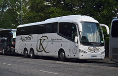Klarners GB15 KCL (tubemad) Tags: gb15kcl irizar irizari6 scania klarners coaches