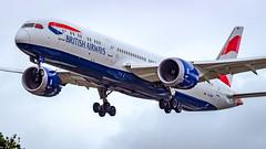 Boeing 787-9 Dreamliner G-ZBKF British Airways (William Musculus) Tags: london heathrow lhr egll airport spotting aviation plane airplane william musculus gzbkf british airways boeing 7879 dreamliner ba baw