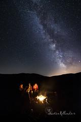 Gorges de st Pierre (PhotoSeb photographies) Tags: france nightsky starrysky milkyway voielactée star nightscape night