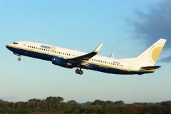 N739MA | B738 | MIAMI AIR INTERNATIONAL | EGCC (Ashley Stevens images) Tags: manchester airport egcc man canon eos aircraft aeroplane aviation civil airplane n739ma