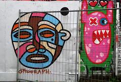 Graffiti in Amsterdam (wojofoto) Tags: ottograph graffiti streetart ndsm amsterdam nederland netherland holland wojofoto wolfgangjosten
