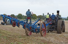 UK NATIONAL PLOUGHING CHAMPIONSHIP 2019 (Apple Bowl) Tags: uk national ploughing championship 2019 steam cultivator nocton beeswax dyson
