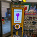 Schlüsseldienstautomat für Auto- und Wohnungsschlüssel in einem Laden in Downtown Chicago