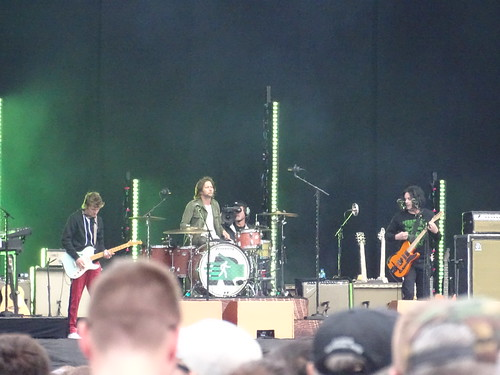 The Raconteurs fan photo