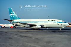 Luxair, LX-LGH (timo.soyke) Tags: luxair boeing b737 b737200 lxlgv bobby