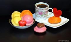 Coffee Mania (nyomee wallen) Tags: coffeemania somelikeblack coffee weekend love heart coffeestilllife