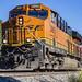 Stack Train-BNSF-ET44CA Locomotive